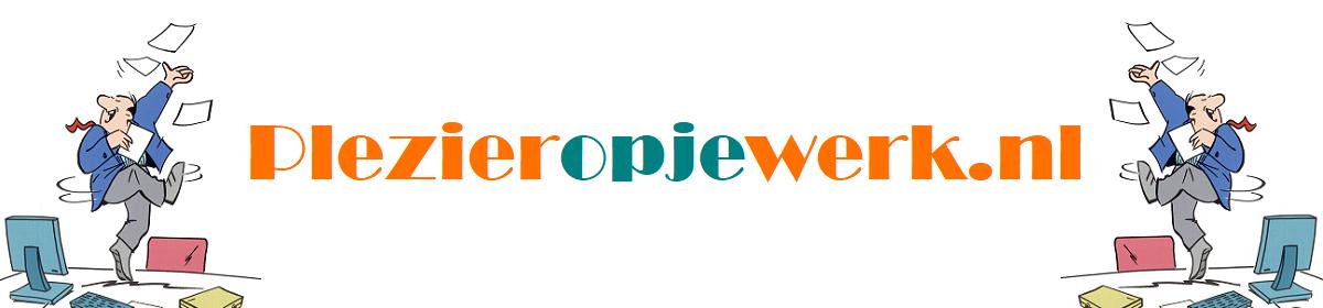 Plezieropjewerk.nl weblog